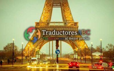 Traducción Francés